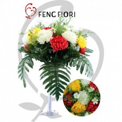 Bouquet crisantemi 30F