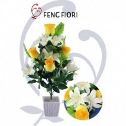 Frontale boccioli/lilium 9F